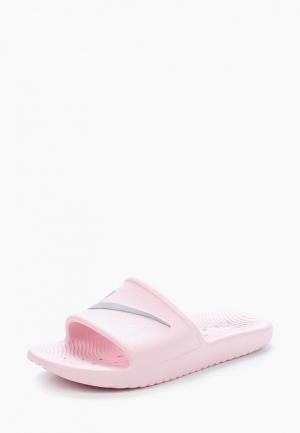 Сланцы Nike WOMENS KAWA SHOWER SANDAL. Цвет: розовый