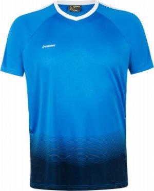Футболка мужская , размер 52 Demix. Цвет: синий