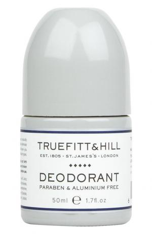 Роликовый дезодорант Truefitt&Hill. Цвет: бесцветный