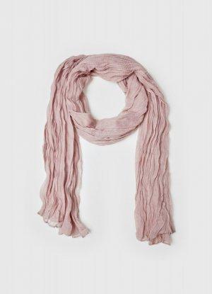 Шарф O`Stin. Цвет: пыльно-розовый