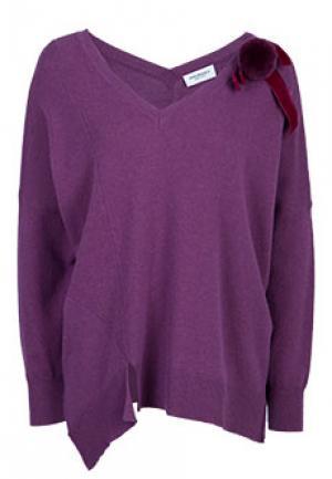 Пуловер ANNA RACHELE. Цвет: розовый