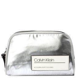 Косметичка K60K605467 серебряный CALVIN KLEIN