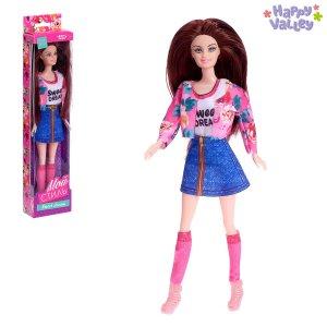 Кукла-модель шарнирная Happy Valley