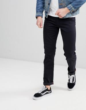 Черные брюки классического кроя Levis Skateboarding-Черный SKATEBOARDING
