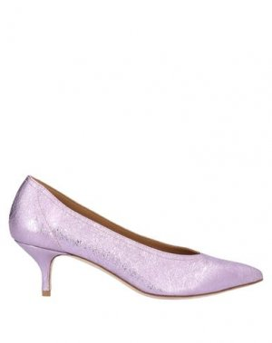 Туфли MAGLI by BRUNO. Цвет: светло-фиолетовый