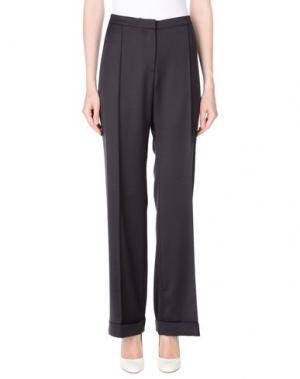 Повседневные брюки COCCAPANI. Цвет: темно-коричневый