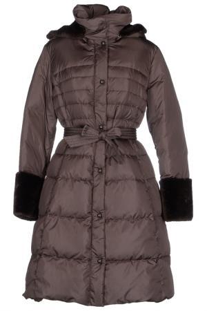 Куртка [C] STUDIO. Цвет: dark brown
