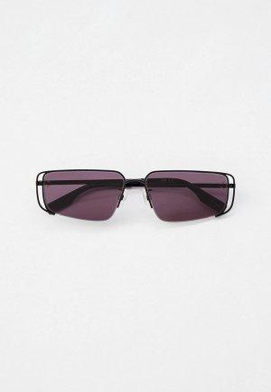Очки солнцезащитные McQ Alexander McQueen MQ0311S. Цвет: черный
