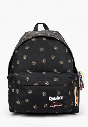 Рюкзак Eastpak x Rubiks. Цвет: черный