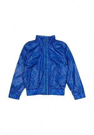 Куртка Born. Цвет: синий