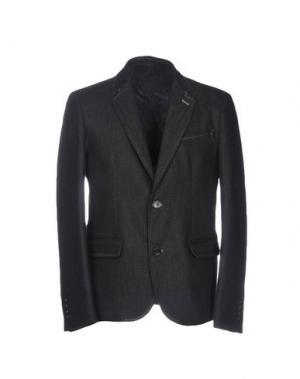 Пиджак ITALIANS GENTLEMEN. Цвет: стальной серый