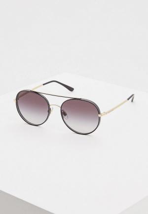 Очки солнцезащитные Dolce&Gabbana DG2199 13128G. Цвет: черный