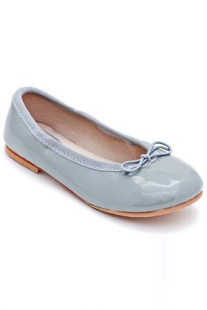 Туфли GIRLS CHA Bloch. Цвет: серый