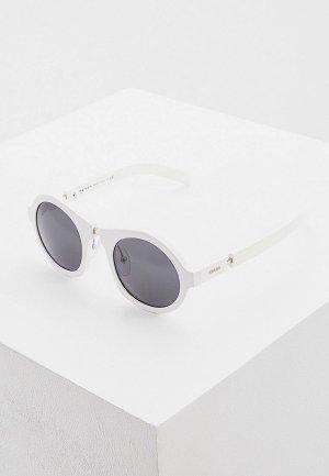 Очки солнцезащитные Prada 0PR 10XS 4AO5S0. Цвет: белый