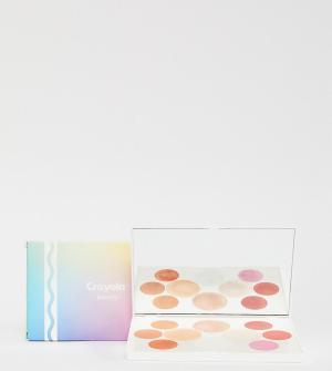 Набор декоративной косметики -Многоцветный Crayola