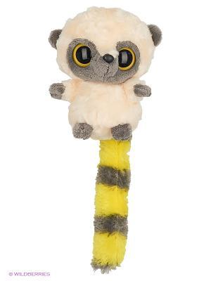 Мягкая игрушка 12 см AURORA. Цвет: желтый
