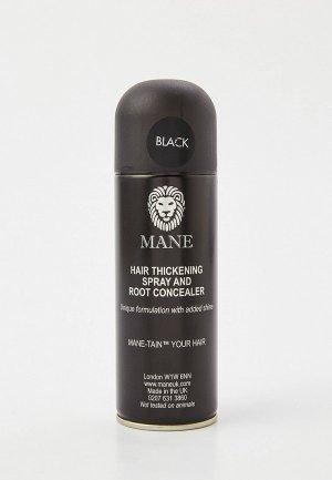 Консилер Mane Black (черный), 200 мл. Цвет: черный