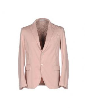Пиджак MANUEL RITZ WHITE. Цвет: розовый