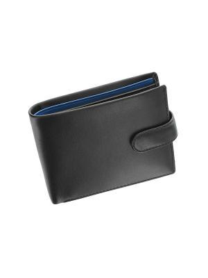 Бумажник PM100 Visconti. Цвет: черный