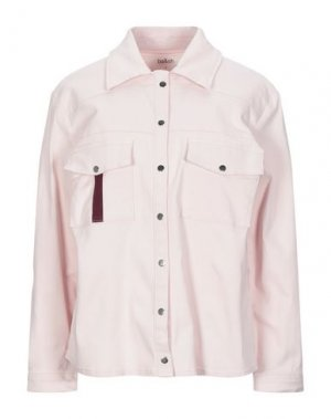 Pубашка BA&SH. Цвет: розовый