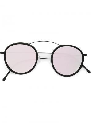 Солнцезащитные очки Me-tro 2 Spektre. Цвет: чёрный