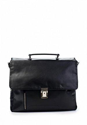 Портфель Bodenschatz BO001BMFI105. Цвет: черный