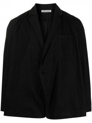 Пиджак Big Blazer HENRIK VIBSKOV. Цвет: черный
