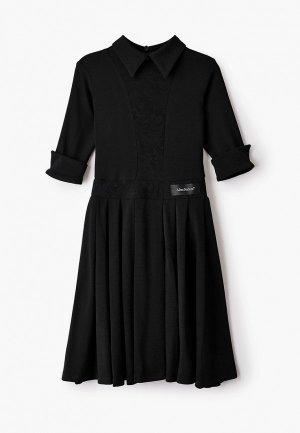 Платье AltraNatura. Цвет: черный