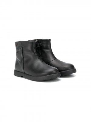 Ботинки Ergo Camper Kids. Цвет: черный