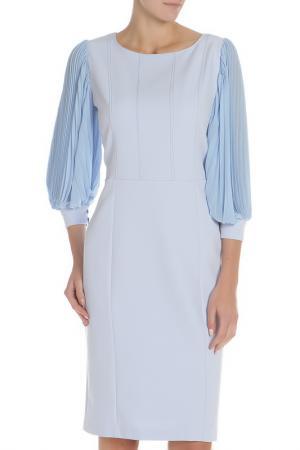Платье Evita. Цвет: light blue, голубой