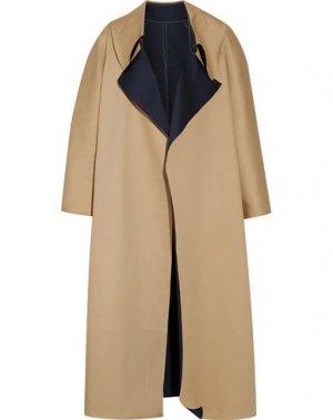 Легкое пальто ANNA SUI. Цвет: верблюжий