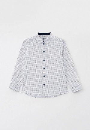 Рубашка PlayToday. Цвет: белый