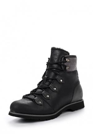 Ботинки The North Face W BALLARD BF BOOT. Цвет: черный