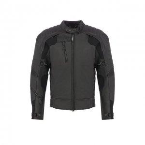 Кожаная куртка FXRG Harley-Davidson. Цвет: чёрный