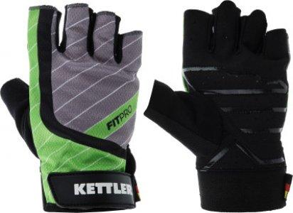 Перчатки для фитнеса , размер 8,5 Kettler. Цвет: зеленый