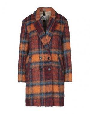 Пальто ATTIC AND BARN. Цвет: оранжевый