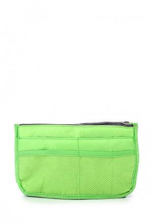 Органайзер для сумки Homsu Chelsy. Цвет: зеленый