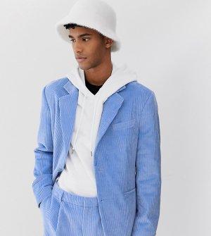 Вельветовый пиджак COLLUSION-Синий Collusion