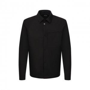 Утепленная куртка Z Zegna. Цвет: чёрный