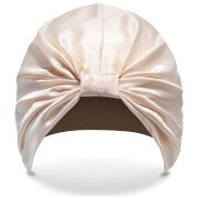 Тюрбан для волос SILKE Hair Wrap Sofia - Champagne London