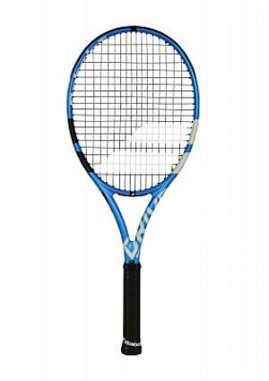 Ракетка для большого тенниса Pure Drive Team Babolat. Цвет: голубой