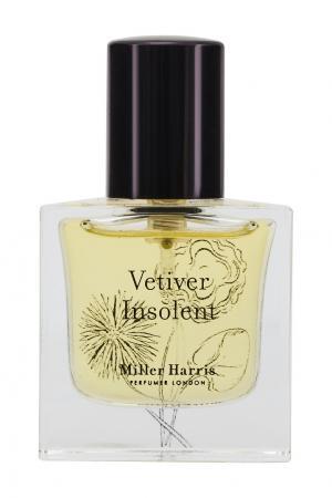 Парфюмерная вода Vetiver Insolent, 14ml Miller Harris. Цвет: без цвета