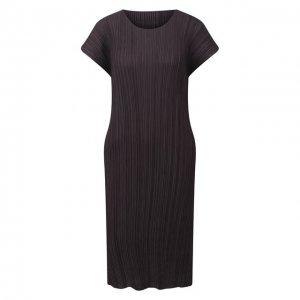 Платье Issey Miyake. Цвет: серый