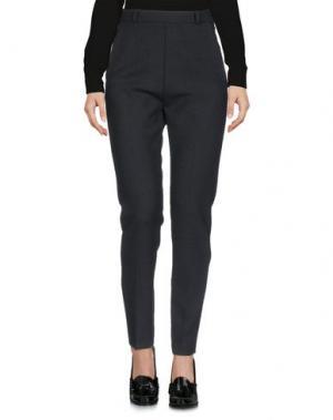 Повседневные брюки ALYSI. Цвет: стальной серый