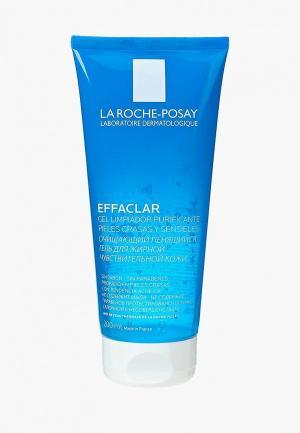 Гель для умывания La Roche-Posay EFFACLAR, очищающий, 200 мл. Цвет: прозрачный