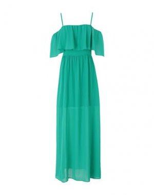 Длинное платье REBEL QUEEN by LIU •JO. Цвет: зеленый