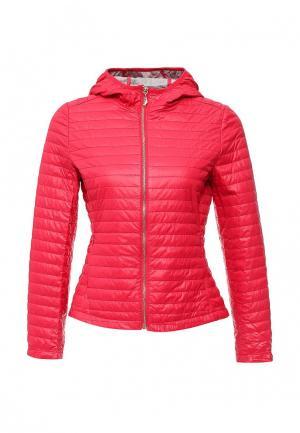 Куртка B.Style. Цвет: красный