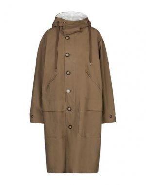 Куртка ALYSI. Цвет: хаки