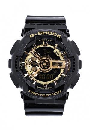 Часы Casio G-SHOCK GA-110GB-1A. Цвет: черный