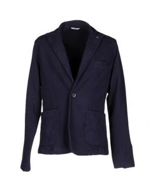 Пиджак ITALIA INDEPENDENT. Цвет: темно-синий